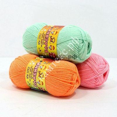 Заказать пряжу Бамбино (Камтекс) для вязания — пряжа Малик
