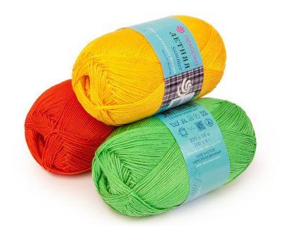 Заказать пряжу Летняя (Пехорка) для вязания — пряжа Малик