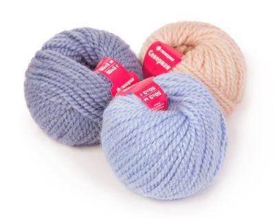 Заказать пряжу Северная (Пехорка) для вязания — пряжа Малик