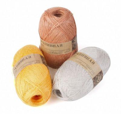 Заказать пряжу Крапивная (Пехорка) для вязания — пряжа Малик