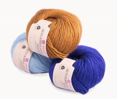 Заказать пряжу Детский каприз теплый (Пехорка) для вязания — пряжа Малик