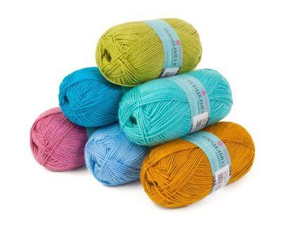 Заказать пряжу Рукодельная (Пехорка) для вязания — пряжа Малик