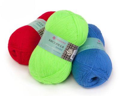 Заказать пряжу Бисерная (Пехорка) для вязания — пряжа Малик