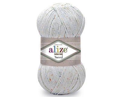 COTTON GOLD TWEED (Alize)